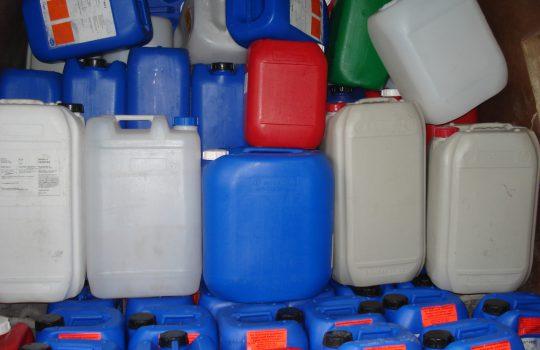 Приём и вывоз пластиковых бутылок в Екатеринбурге - Клевер +7 (343) 268-26-26