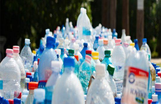 Приём и вывоз пластика в Екатеринбурге - Клевер +7 (343) 268-26-26