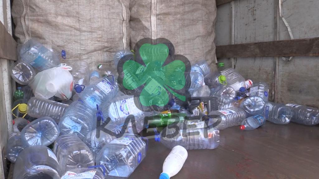Прием пластиковых бутылок в Екатеринбурге - Клевер