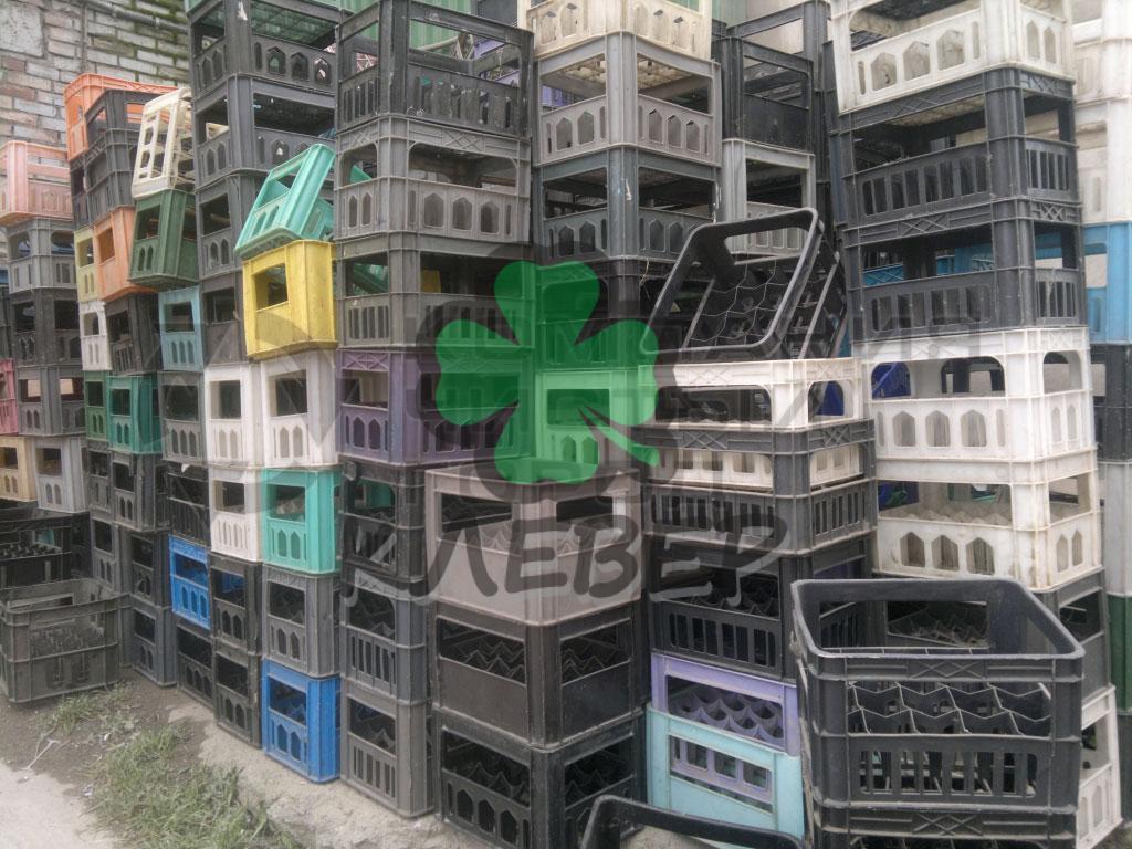 Сдать пластиковые ящики в Екатеринбурге - Клевер